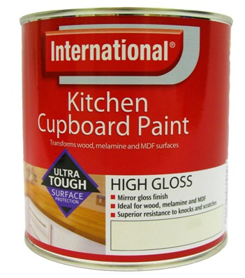 High Gloss Paint On Kitchen Cabinets - how to paint your ...